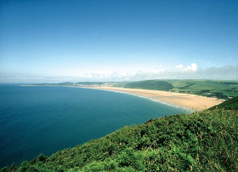 woolacombe holiday accommodation